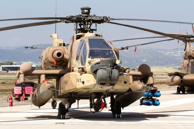 Mỹ trang bị siêu tên lửa lsrael cho trực thăng AH-64 - Ảnh 11.