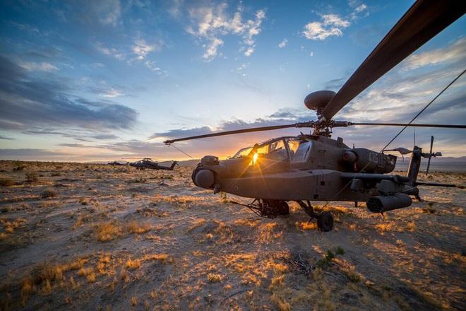 Mỹ trang bị siêu tên lửa lsrael cho trực thăng AH-64 - Ảnh 12.