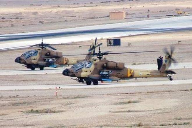 Mỹ trang bị siêu tên lửa lsrael cho trực thăng AH-64 - Ảnh 13.