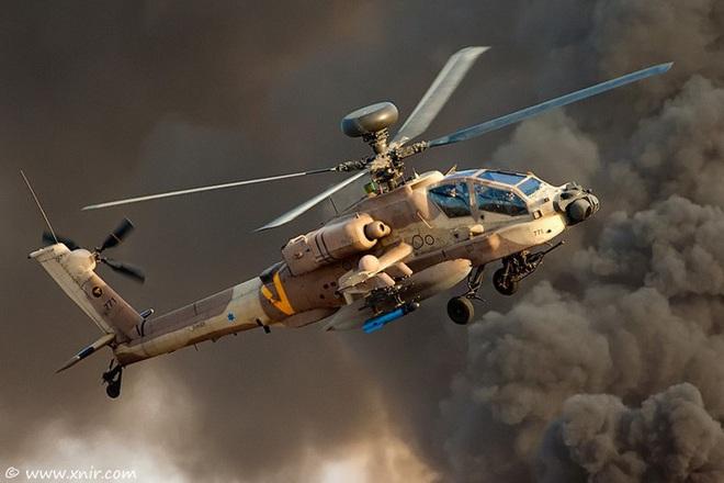 Mỹ trang bị siêu tên lửa lsrael cho trực thăng AH-64 - Ảnh 14.