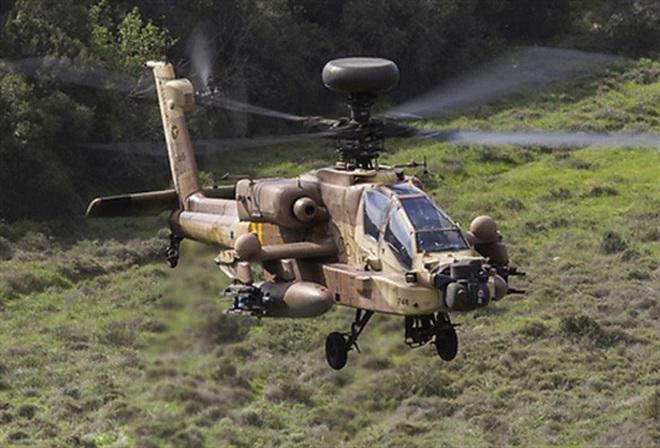 Mỹ trang bị siêu tên lửa lsrael cho trực thăng AH-64 - Ảnh 15.
