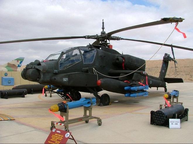 Mỹ trang bị siêu tên lửa lsrael cho trực thăng AH-64 - Ảnh 16.
