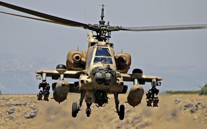 Mỹ trang bị siêu tên lửa lsrael cho trực thăng AH-64 - Ảnh 18.