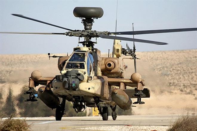 Mỹ trang bị siêu tên lửa lsrael cho trực thăng AH-64 - Ảnh 4.