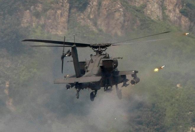 Mỹ trang bị siêu tên lửa lsrael cho trực thăng AH-64 - Ảnh 5.