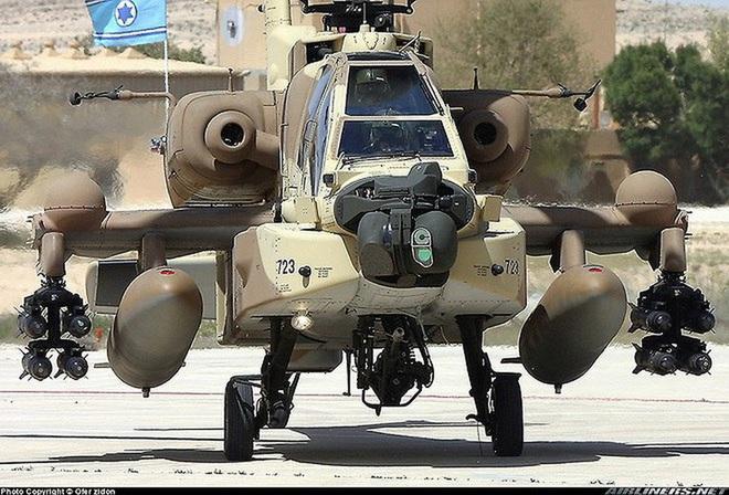 Mỹ trang bị siêu tên lửa lsrael cho trực thăng AH-64 - Ảnh 6.