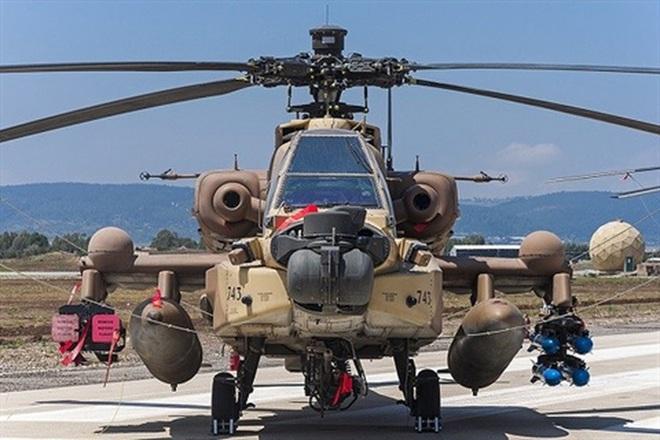 Mỹ trang bị siêu tên lửa lsrael cho trực thăng AH-64 - Ảnh 7.