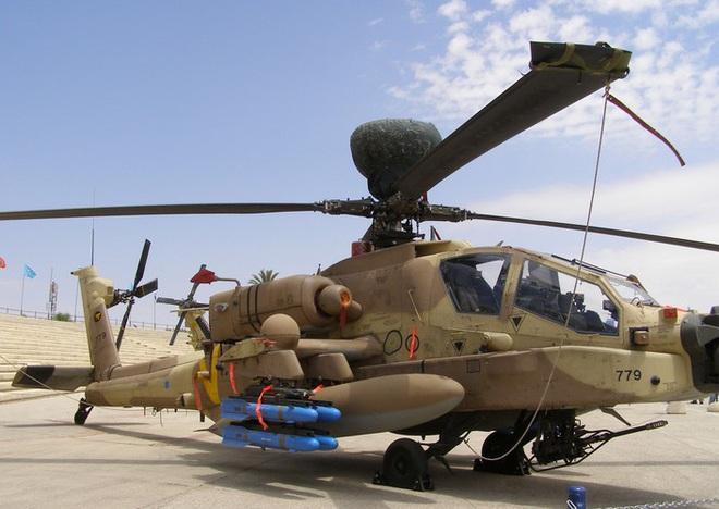 Mỹ trang bị siêu tên lửa lsrael cho trực thăng AH-64 - Ảnh 8.