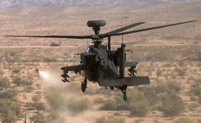 Mỹ trang bị siêu tên lửa lsrael cho trực thăng AH-64 - Ảnh 10.