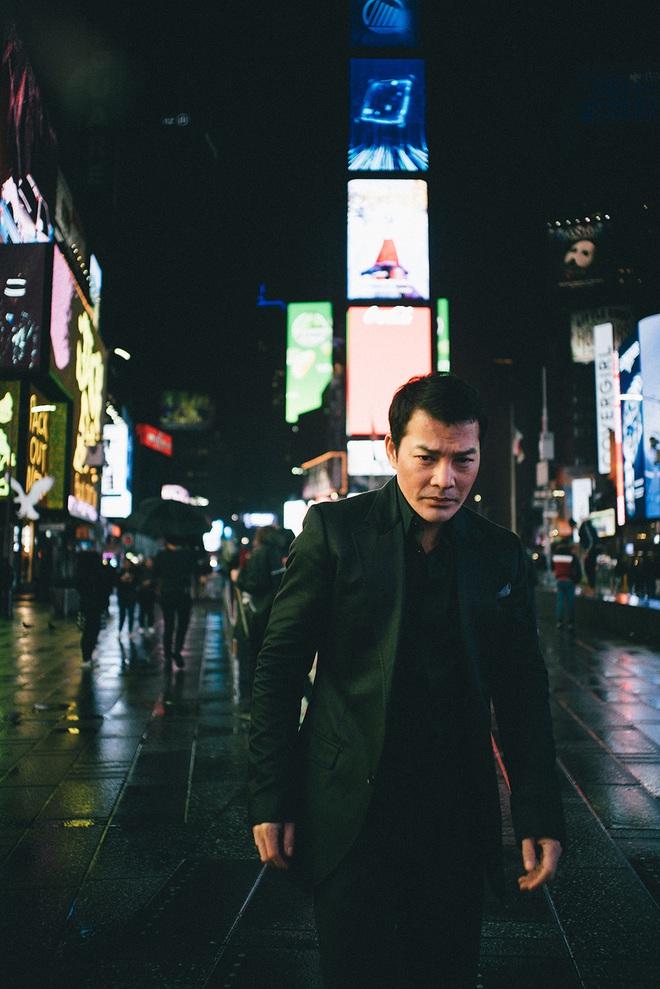 Trần Bảo Sơn mang ê-kíp sang Mỹ quay phim hành động kịch tính - Ảnh 11.