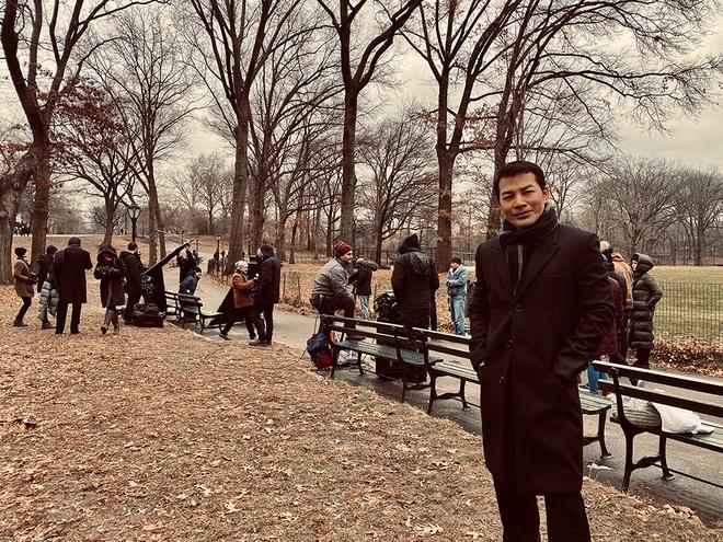 Trần Bảo Sơn mang ê-kíp sang Mỹ quay phim hành động kịch tính - Ảnh 10.