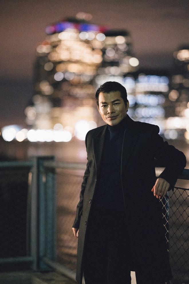 Trần Bảo Sơn mang ê-kíp sang Mỹ quay phim hành động kịch tính - Ảnh 3.