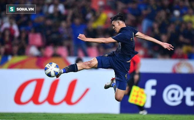 """Hai lần """"chết đứng"""", U23 Thái Lan để thua ngược trong muôn vàn cay đắng"""