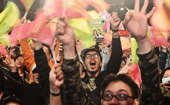 Bà Thái Anh Văn tái đắc cử: Thông điệp rõ ràng cho Bắc Kinh