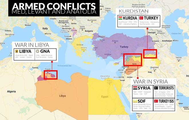 RT: Nga và Thổ đã lội ngược dòng ngoạn mục ở Libya, kết thúc 9 năm hỗn loạn của NATO? - Ảnh 2.