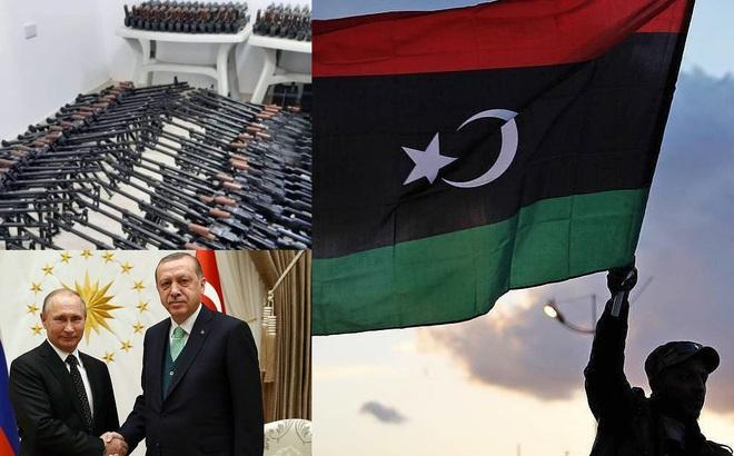 """Chiến sự Libya: Nga ghi điểm bằng """"kịch bản Syria"""" - bị LNA uy hiếp, GNA """"trên bảo dưới không nghe""""?"""