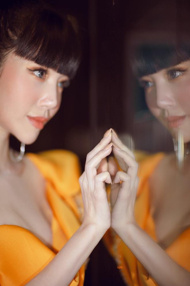 Elly Trần lên tiếng về việc sụt cân, hốc hác thấy rõ - Ảnh 11.