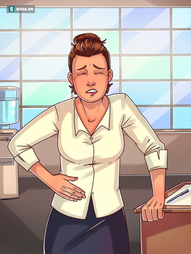 7 triệu chứng đau đại tràng bạn không nên bỏ qua: Biết càng muộn thì khả năng điều trị thấp - Ảnh 1.