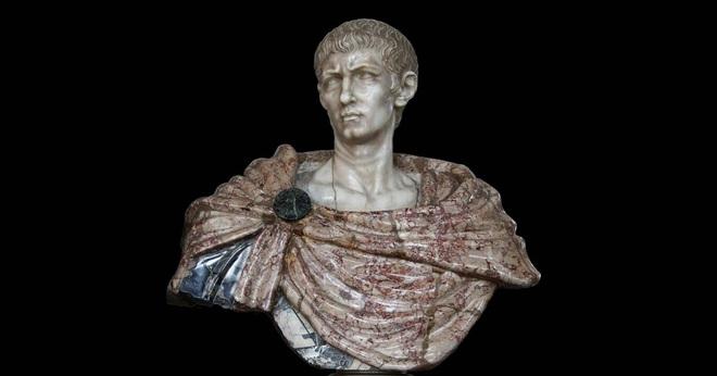 Hoàng đế Diocletian là người có công vực lại Đế chế La Mã sau 50 năm chìm trong khủng hoảng. Ảnh: Internet