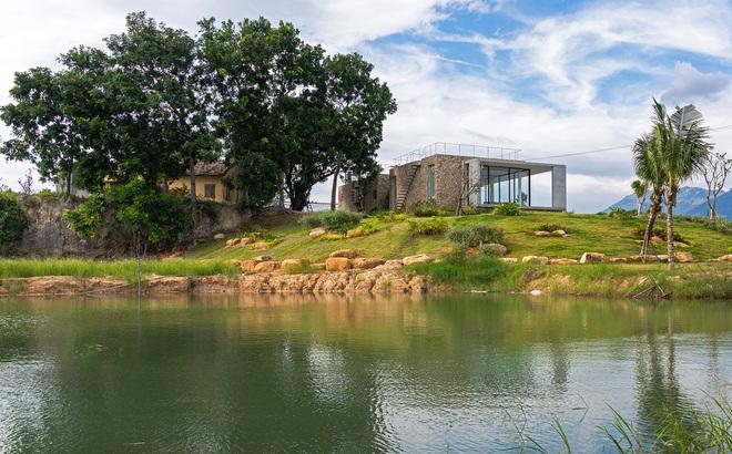Trang trại nuôi tôm ở Khánh Hòa được giới thiệu trên báo Mỹ