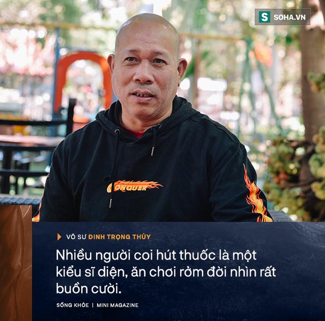 Võ sư Đinh Trọng Thủy: Tây hay TQ ăn nhậu không như mình - từ Hà Nội đến Hà Giang đều một kiểu thật lạ lùng - Ảnh 9.