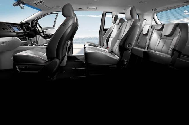 Kia Carnival ra mắt với 4 biến thể, tùy chọn từ 7 - 9 chỗ ngồi - Ảnh 1.