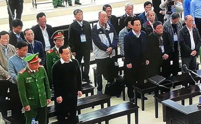 Phan Văn Anh Vũ bị tuyên 25 năm tù,  2 cựu Chủ tịch Đà Nẵng lĩnh 12 và 17 năm tù
