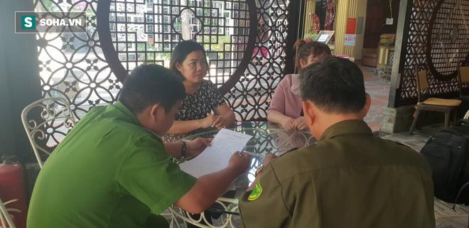 Sau khi bị cưỡng chế tháo dỡ công trình vi phạm, chủ Gia Trang – Tràm Chim Resort trình báo bị trộm đột nhập - Ảnh 1.