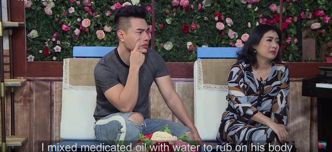 Nghệ sĩ Thanh Thủy khóc khi thấy người mẹ già bảo vệ, hãnh diện về con trai đồng tính - Ảnh 3.
