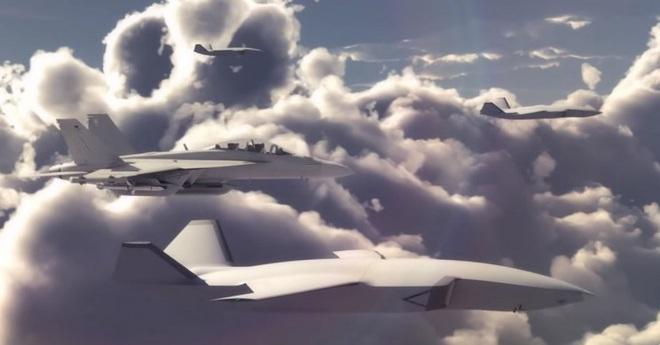 Máy bay thế hệ 4 sở hữu năng lực của thế hệ 6: Phương án lật kèo của Boeing đối đầu KQ Trung Quốc? - Ảnh 1.