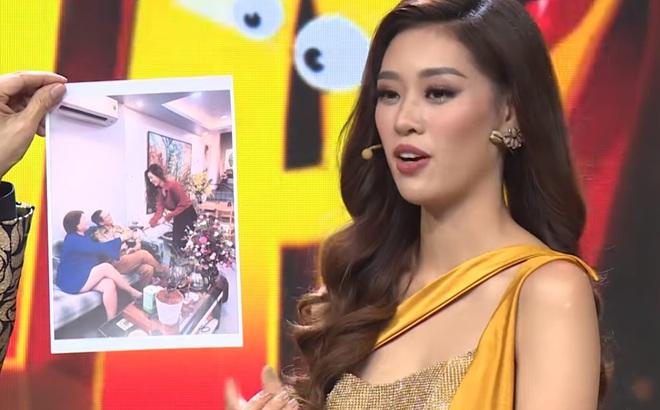Chí Tài nắm chặt và hôn tay hoa hậu Khánh Vân: Hãy về với anh đi - Ảnh 5.