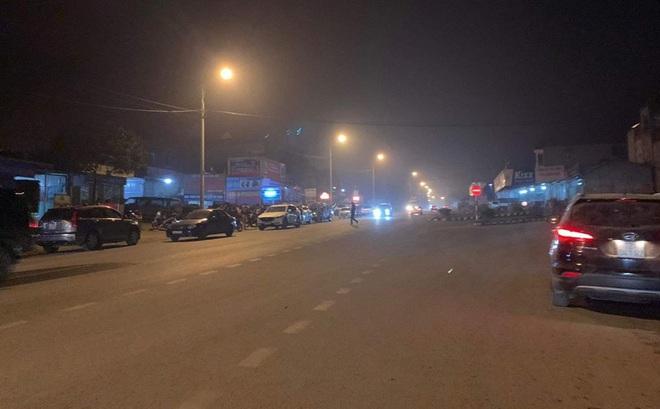 Nóng: Nổ súng ở xưởng sửa chữa xe, 2 người tử vong, 4 người bị thương