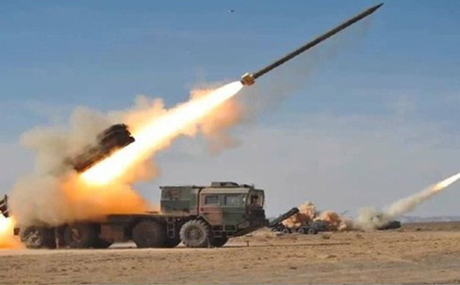 """Hàng loạt rocket Nga đang trên đường đến Trung Đông để """"tiếp lửa"""" cho Iran?"""