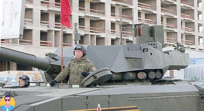 Lính tăng Nga tiết lộ lý do không ưa nổi T-14 Armata: 3 yếu điểm cần khắc phục ngay và luôn? - Ảnh 1.