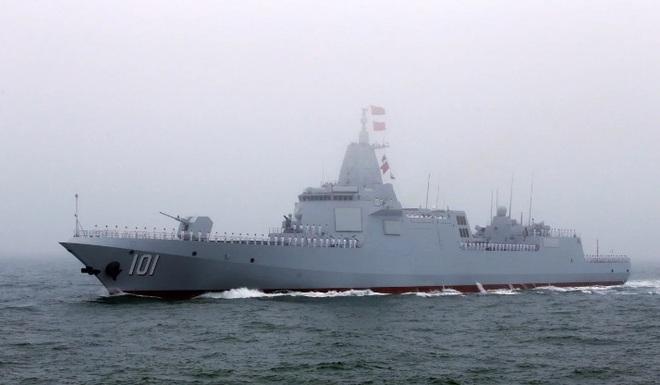 Trung Quốc vừa biên chế tàu khu trục thuộc hàng mạnh nhất TG: Chuyên gia đánh giá mức độ đe dọa với láng giềng - Ảnh 1.