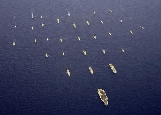 Tướng Mỹ: Quên Iran đi, vũ khí và binh lính Mỹ đang ồ ạt triển khai đến Thái Bình Dương - Ảnh 3.