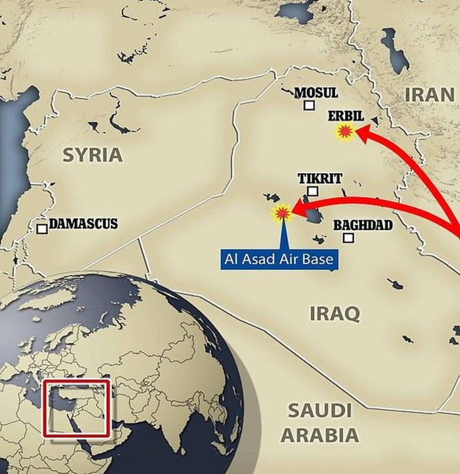 Bỏ quên 6.000 lính trước tên lửa Iran, phòng không Mỹ suýt tự đào hố chôn mình? - Ảnh 1.