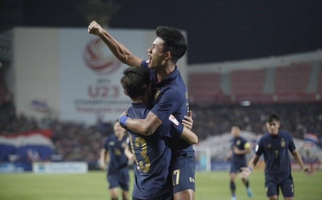 Kết quả hình ảnh cho U23 Thái Lan vs , U23 Iraq