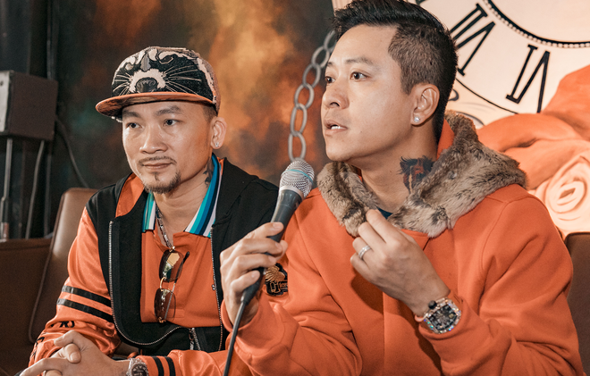 Tuấn Hưng thân thiết với vua Poker thế giới Quí Nguyễn - Ảnh 7.