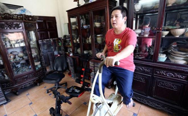 Thú vui xa xỉ khiến nhiều người phải trầm trồ của danh hài Chí Trung