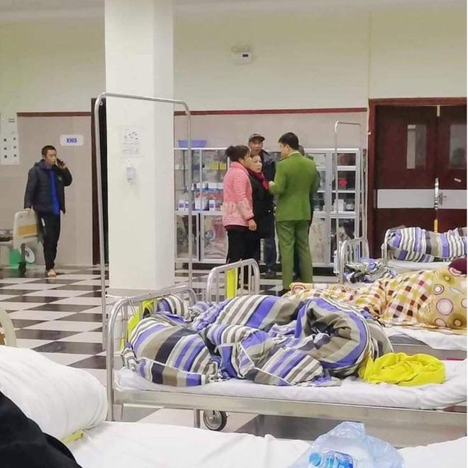 Ảnh, clip hiện trường vụ nổ súng ở Lạng Sơn khiến 2 người chết, 4 người bị thương - Ảnh 3.