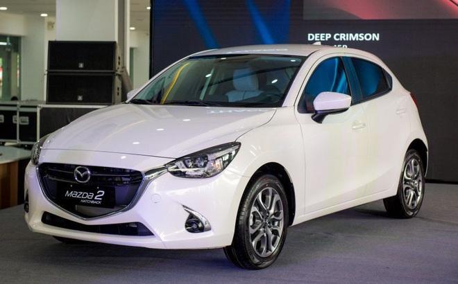 Mazda2 giảm sốc còn 479 triệu đồng trong dịp Tết, doanh số liệu có bùng nổ?