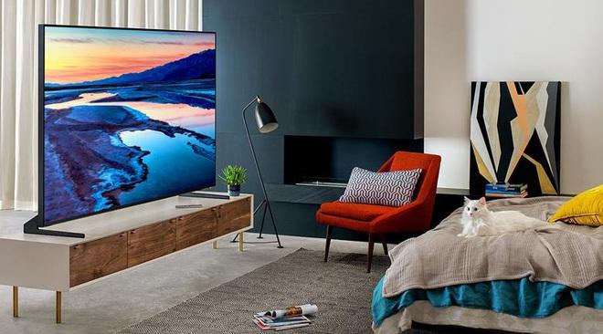 Lại thêm người Việt mua chiếc TV 8K 2 tỷ, chỉ cần nhìn qua là biết độ giàu có tới cỡ nào - Ảnh 2.