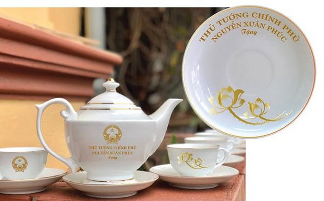 Phạt doanh nghiệp gốm sứ ở Bát Tràng in tên Chủ tịch nước, Thủ tướng trên sản phẩm
