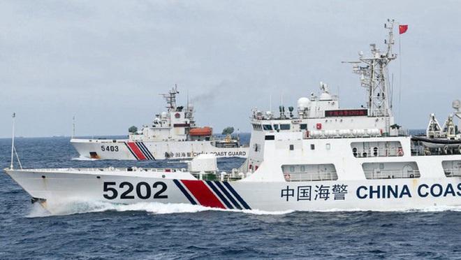 Indonesia công bố hình ảnh chi tiết cuộc đối đầu với tàu Trung Quốc trên vùng biển Natuna - Ảnh 6.