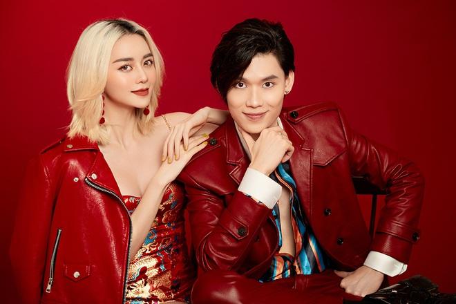 Thiều Bảo Trang mặc sexy, chụp hình tình tứ cùng Quang Trung - Ảnh 5.