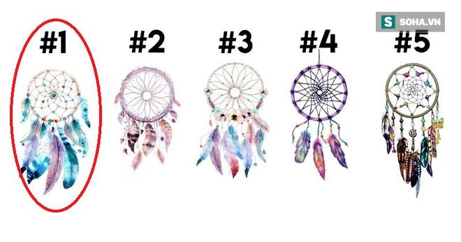 Chọn chuông gió, giải mã tính cách: Nếu thích số 5 thì bạn giống như con sói đơn độc - Ảnh 2.
