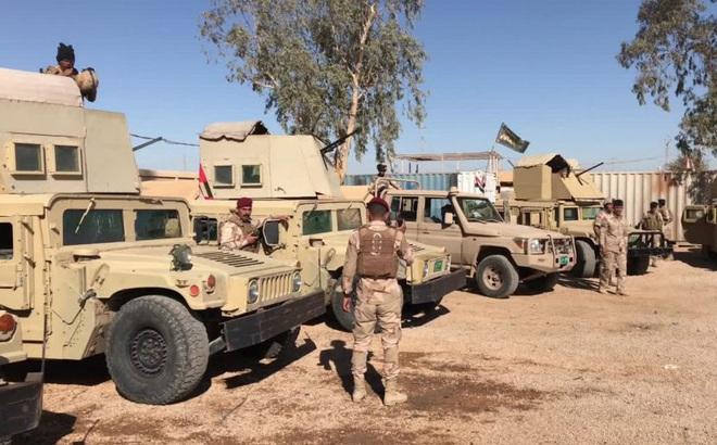 Chiến sự Syria: IS thất bại lớn khi bất ngờ trỗi dậy tấn công lớn dọc biên giới Syria-Iraq