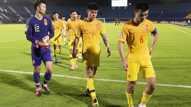 Trung Quốc sẽ lại sụp đổ, rời giải U23 châu Á theo kịch bản bẽ bàng chưa từng có? - Ảnh 1.