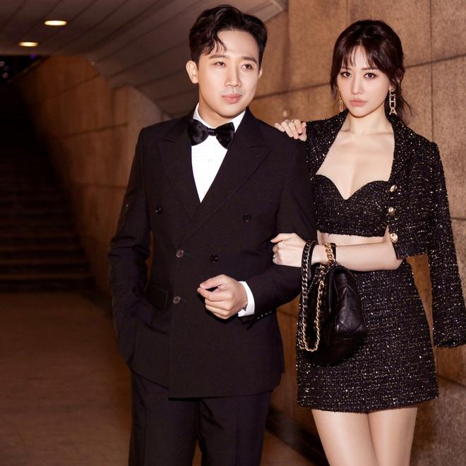 Hari Won mặc gợi cảm khi đi du lịch sang chảnh cùng Trấn Thành - Ảnh 8.